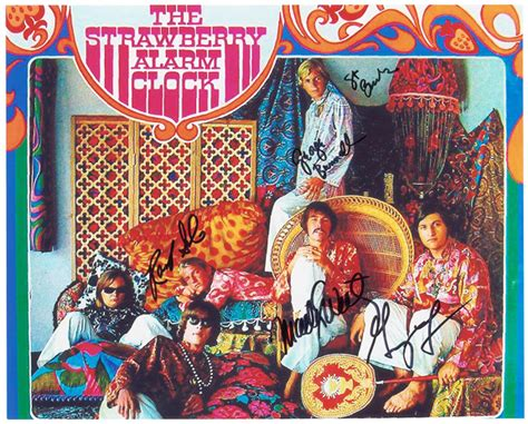 Incense And Peppermints Strawberry Alarm Clock by Time Again For The Strawberry Alarm Clock Rock Cellar Magazine