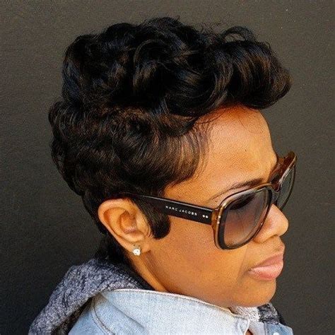 front and back pics of hairstyles for blsck women 60 great short hairstyles for black women curly pixie