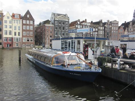 boat tour in amsterdam amsterdam from the water a canal boat tour