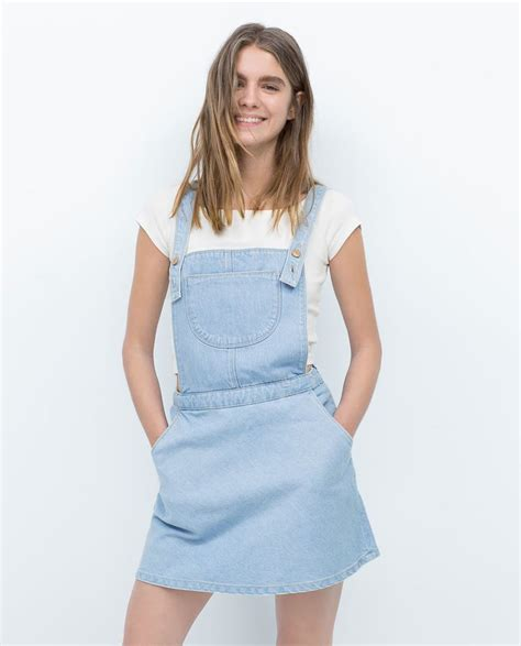 Overall Rok A Line zara dungarees with skirt wish list