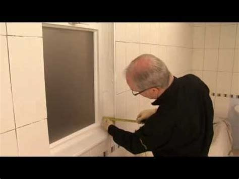 How to tile around a window youtube