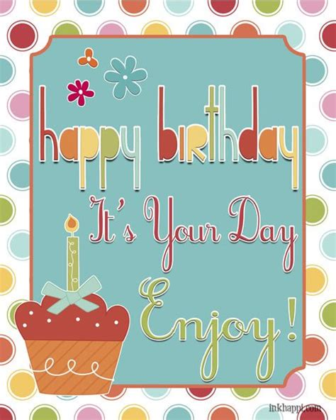 printable birthday poster happy birthday to me with free birthday poster inkhappi