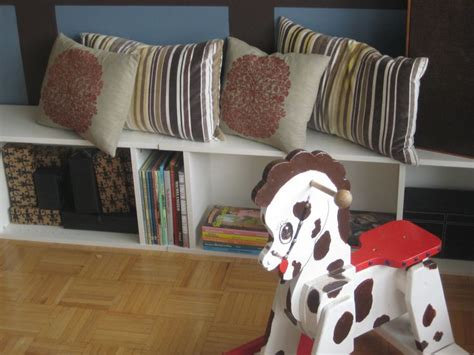 ikea hack billy bookcase into a bench ikea hacks home