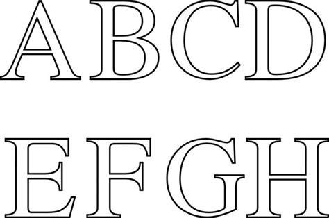 Modeles De Lettre Alphabet Exemple Modele Lettre Alphabetique A Imprimer
