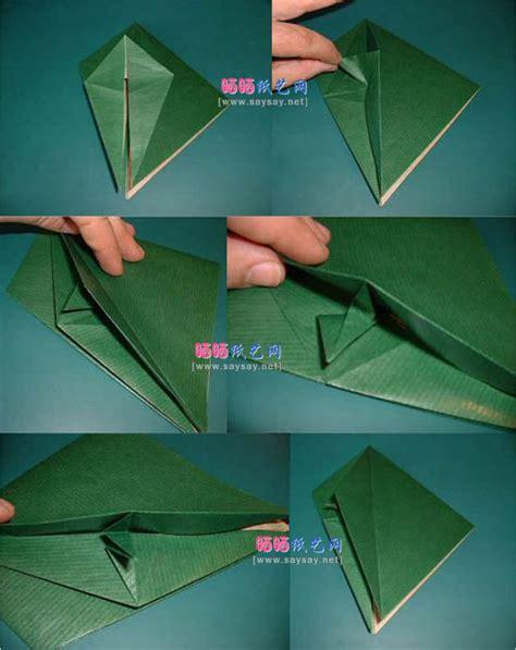 Origami Macaw Parrot Step By Step - manuel sirgo鹦鹉折纸教程 动物折纸 折纸教程 二 晒晒纸艺网