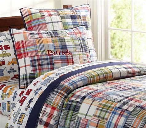 madras bedding madras quilt twin ideas for reid s room pinterest