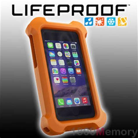 Lifeproof Nuud For Apple Iphone 6 Original Avala Original genuine lifeproof jacket float for apple iphone 6 4 7 quot fre nuud orange ebay