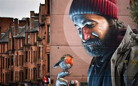 Search Glasgow Glasgow S New Mural Trail Creates Walking Tour Of City S Stunning Travel