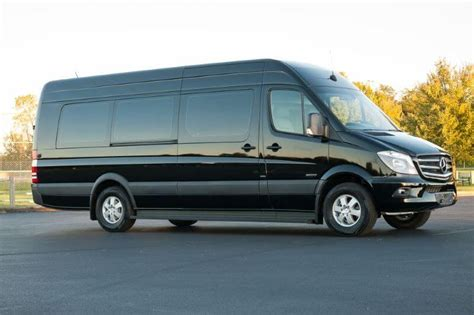 Small Limo Rental by 10 Passenger Sprinter Rental Small Buses