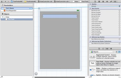 xcode delegate tutorial 귀4대기의 언어 이야기 xcode textfield next 구현