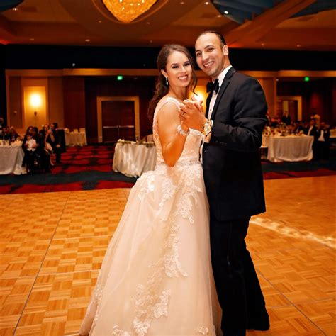 Longoria Gets Personal About Wedding by Longoria Jason Santana The Valley Wedding Pages
