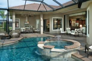 Home Design Tampa by Bermuda 1129 Mediterranean Pool Tampa By Arthur