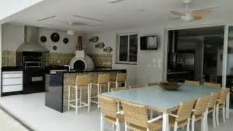 cozinha externa fotos de decora 199 195 o