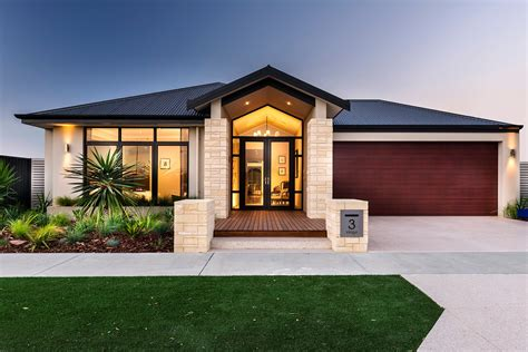 New Homes Designs Modern New Home Designs Dale Alcock Homes