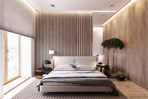 rivestimento parete da letto pareti in legno per la da letto 30 idee dal design
