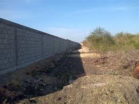 cotizacion para construccion de barda perimetral san construccion de una barda perimetral para un empaque de