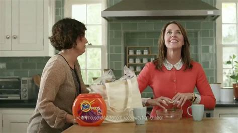 tide commercial actress waitress tide pods commercial actress newhairstylesformen2014 com