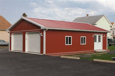 pole barn garage doors pole barn garage door cost geekgorgeous
