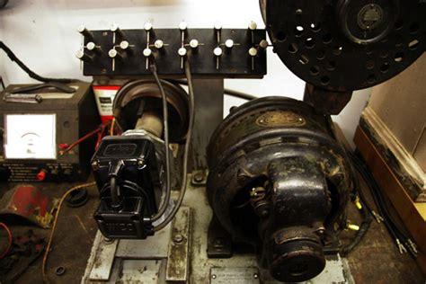 magneto test bench magneto rebuild restore repare service