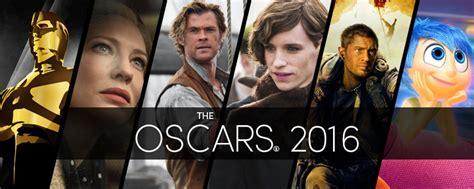 film oscar candidati oscar 2016 analisi film in nomination e candidati per le