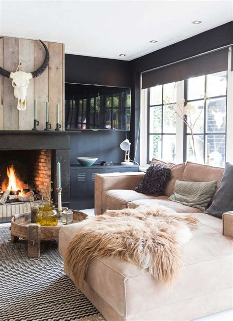 Cozy Livingroom cozy living room living room blog pinterest cozy
