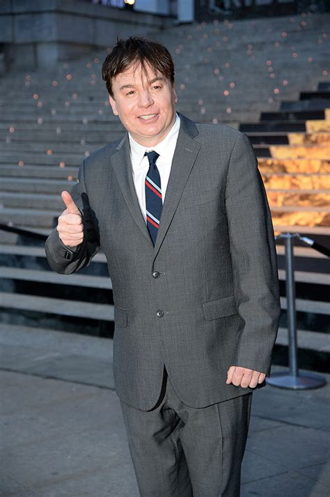 mike myers kanye mike myers at stand up to cancer his diss to kanye west