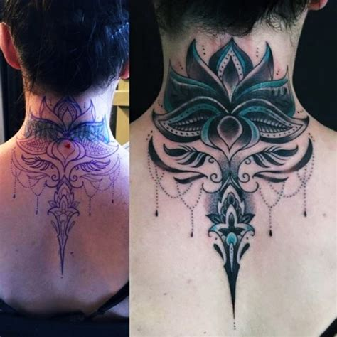 tattoo cover up ideas for back creative coverup tattoo ideas that are borderline genius