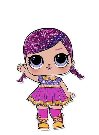 Boneka The Pearl Mermaid 5020 glitter series b b lol birthday