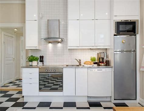 Desain Dapur Nuansa Hitam | 4 desain dapur mini bernuansa hitam putih