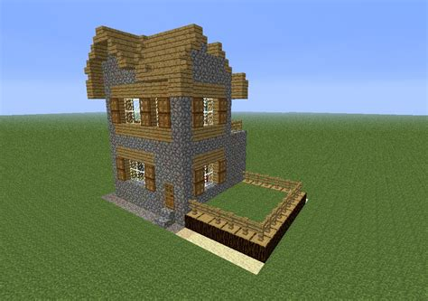 minecraft village house design minecraft small village house design best house design