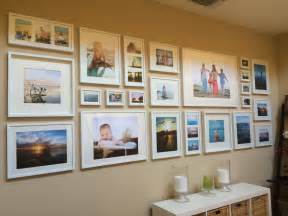 gallery wall easy diy tutorial gallery wall with ikea ribba frames art craft and code