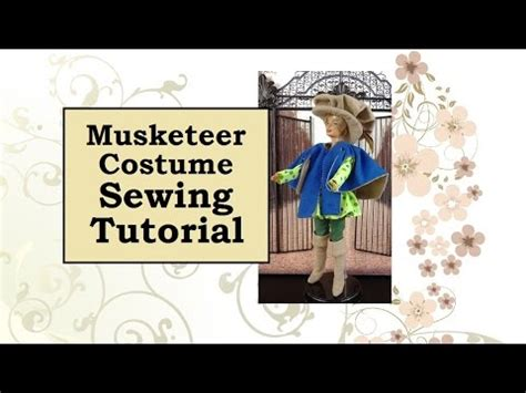 youtube tutorial sewing sewing tutorial surcoat for barbie dolls youtube