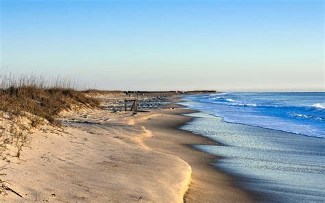 Search Nc The Best Beaches For A Carolina Getaway Travel Leisure