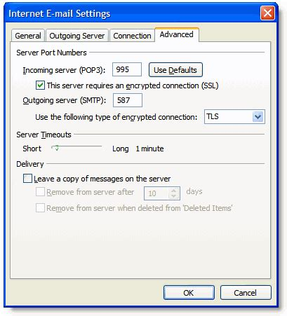 gmail smtp server port gmail pop3 smtp server settings