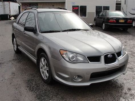 free car manuals to download 2007 subaru impreza seat position control purchase used 2007 07 subaru impreza outback station sport wagon 23k miles awd 5 speed manual in