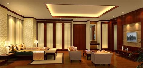 Living Room And Bedroom Design Bedroom And Living Room Interior Design Model
