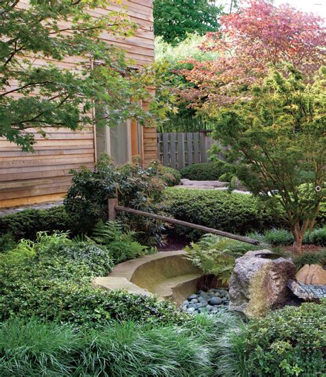 exceptional Small Backyard Landscape Designs #1: beautiful-japanese-garden-designs-for-small-spaces.jpg