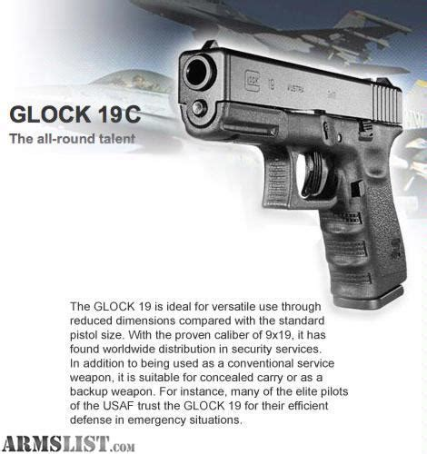 Dros Background Check Armslist For Sale Glock 19c Gen3 California 9mm C Compensated For Less Recoil