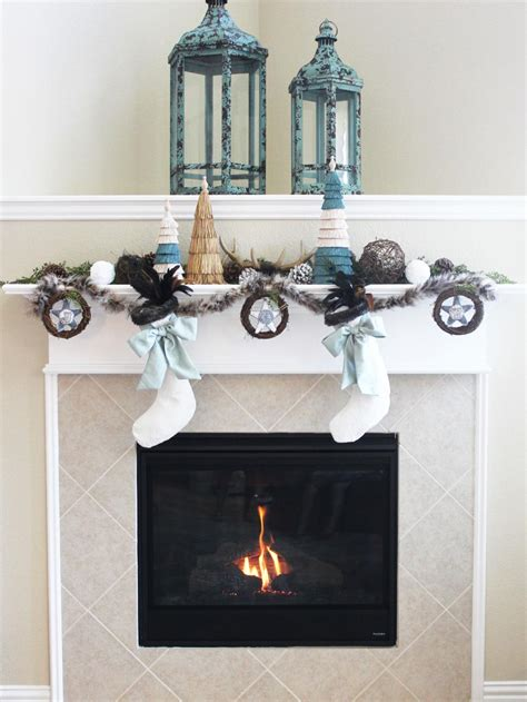 Fireplace: Fireplace Mantel Decor   Decorative Fireplace
