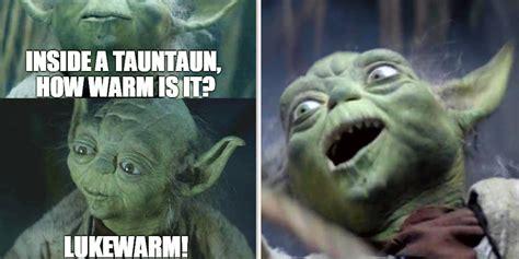 Yoda Meme - hilarious yoda memes cbr