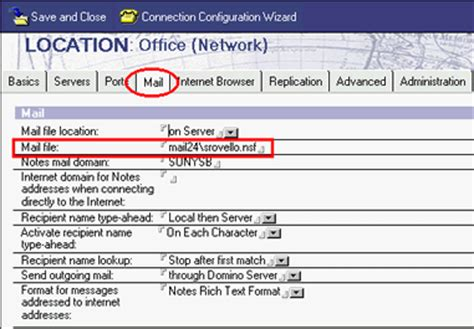 lotus notes id file location adding a new id file to lotus notes division of