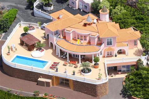 villa monaco adeje tenerife luxury villas rentals