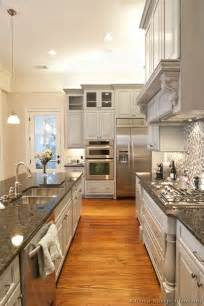 Gray Kitchen Cabinet Ideas by Pictures Of Kitchens Traditional Gray Kitchen Cabinets