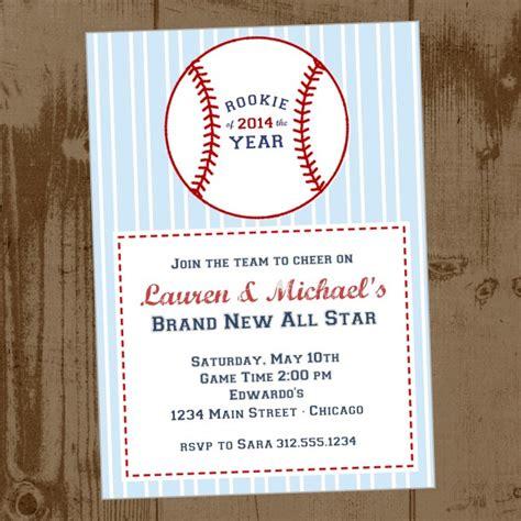 Baseball Baby Shower by Baseball Baby Shower Invitations America S Best Lifechangers