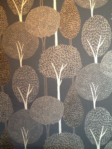 gold wallpaper with trees trees wallpaper black and gold black gold pinterest