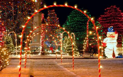 best places to see christmas lights in virginia berglund