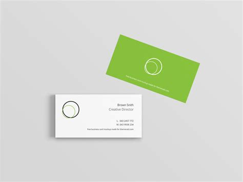 business card mockup template business card mockup psd theme raid
