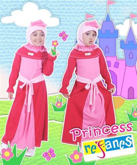 Kaos Karakter baju anak karakter princes holidays oo