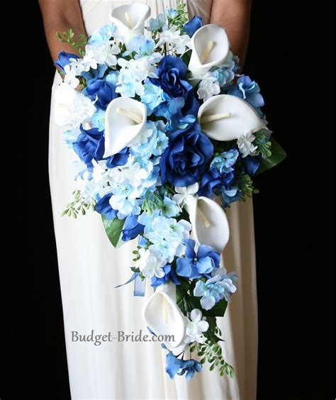 Blue Wedding Flower Pictures by 17 Best Ideas About Blue Wedding On Weddings