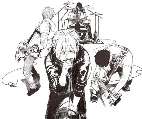 sketchbook band ao no exorcist blue exorcist katou kazue image